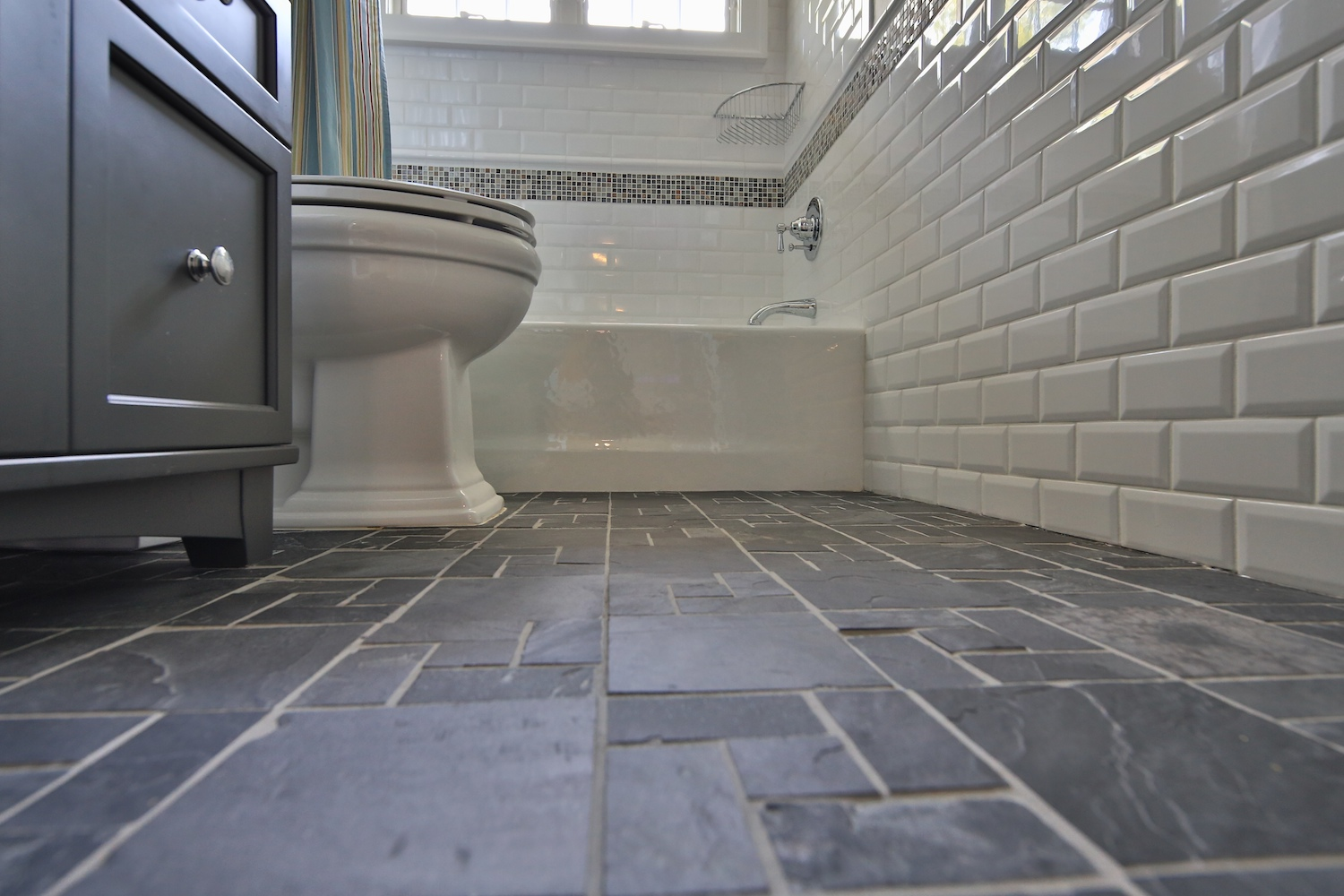 stone bathroom floors 27 ideas and pictures of bathroom wall 14566