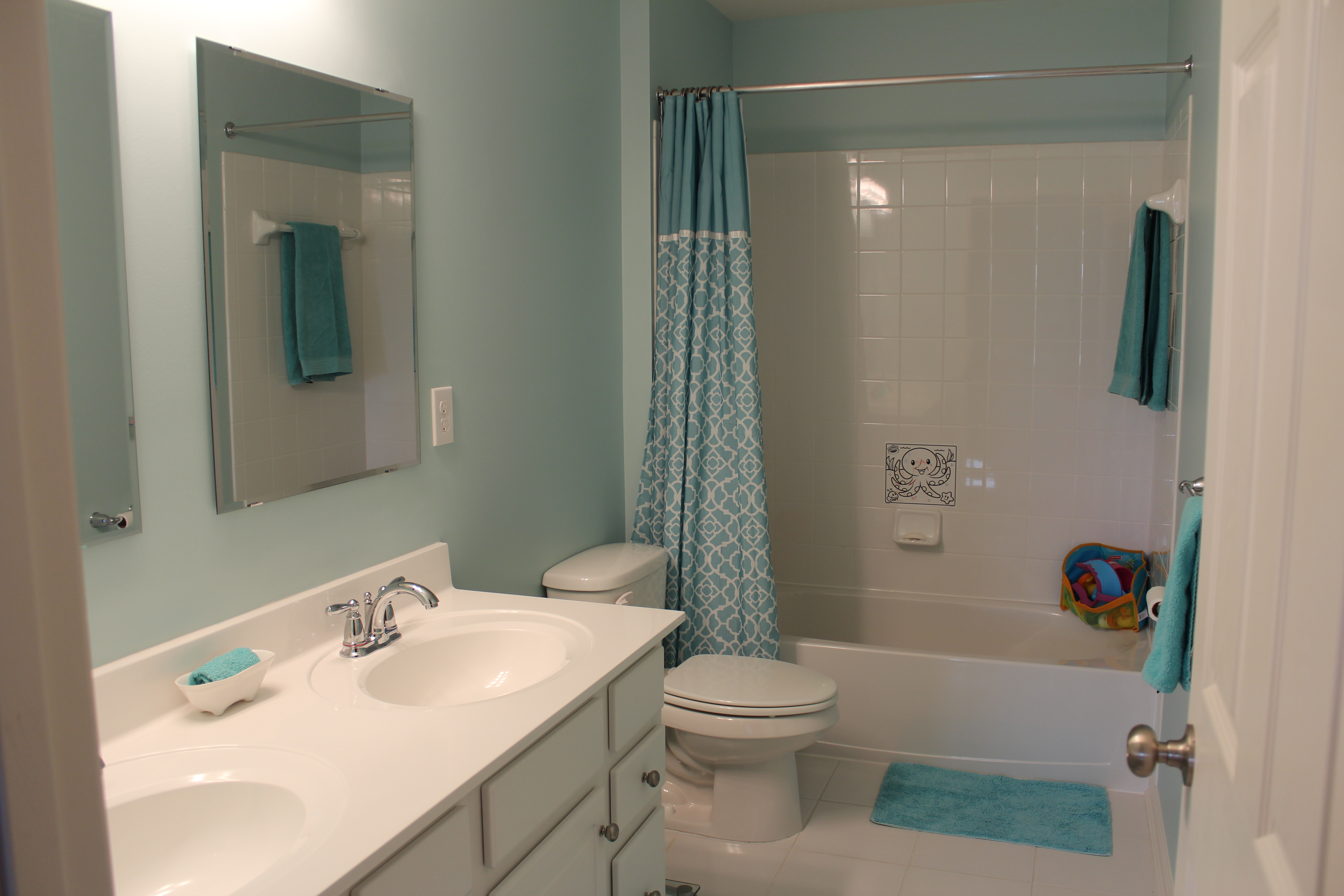 painted-bathroom-tidewater-sherwin-williams