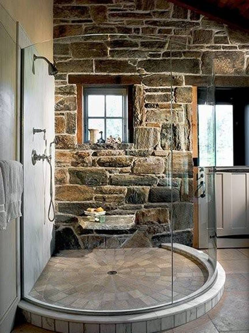 Natural Stone Tiles For Bathroom