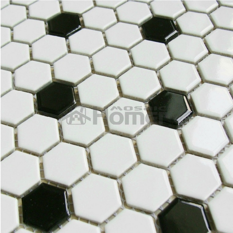 shipping-free-hexagon-matt-white-font-b-ceramic-b-font-mosaic-font-b-tiles-b-font