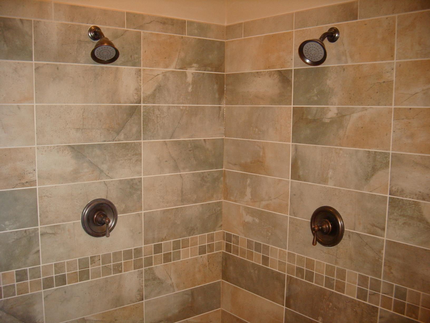 30 cool ideas and pictures of natural stone bathroom Bathroom shower tile designs