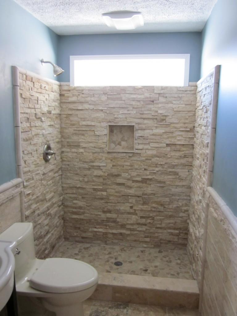 sweet-interior-design-of-small-bathroom-cream-stone-shower-area-walls-ceiling-pendant-lighting-stone-wall-bathroom-bathroom-stunning-stone-wall-bathroom-design-inspiration