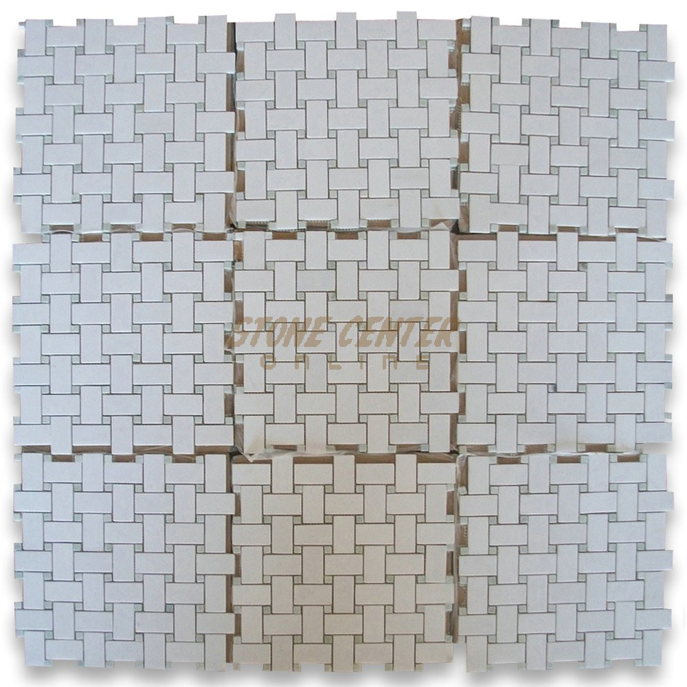 t652xh-thassos-marble-1-x-2-basketweave-mosaic-tile-green-dots-honed_01
