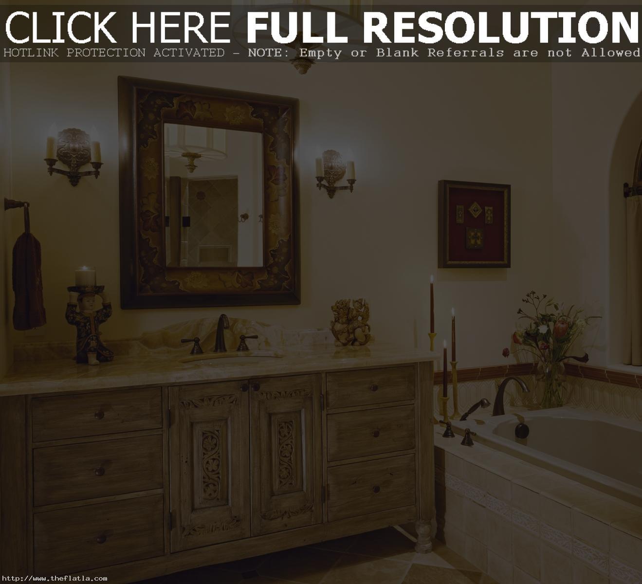 vintage-bathroom-vanity-ideas