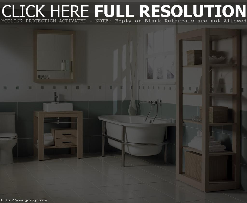 vintage-style-bathroom-ideas