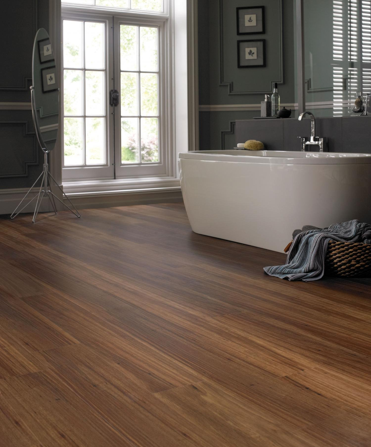 wood floor tile bathroom 30 amazing ideas and pictures of the best vinyl tile for 21689