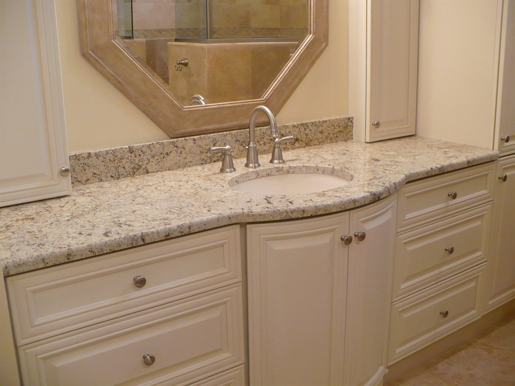 30 Wonderful Bathroom Granite Tile Ideas And Pictures