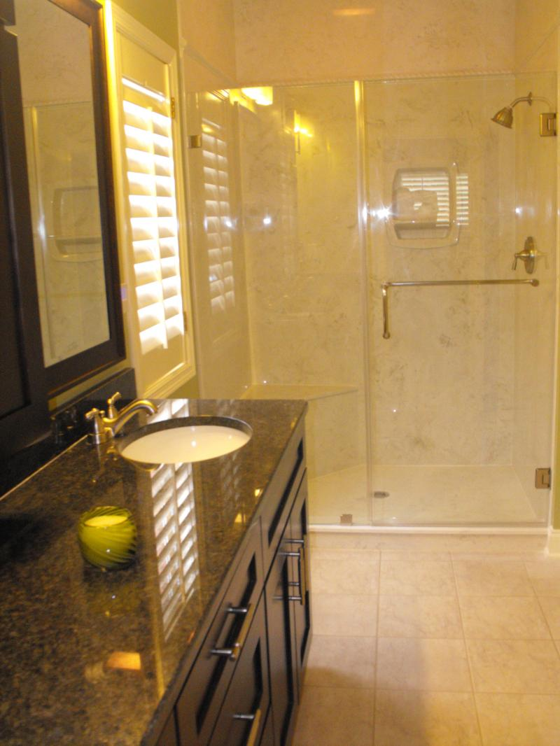 Bathroom Granite Tiles