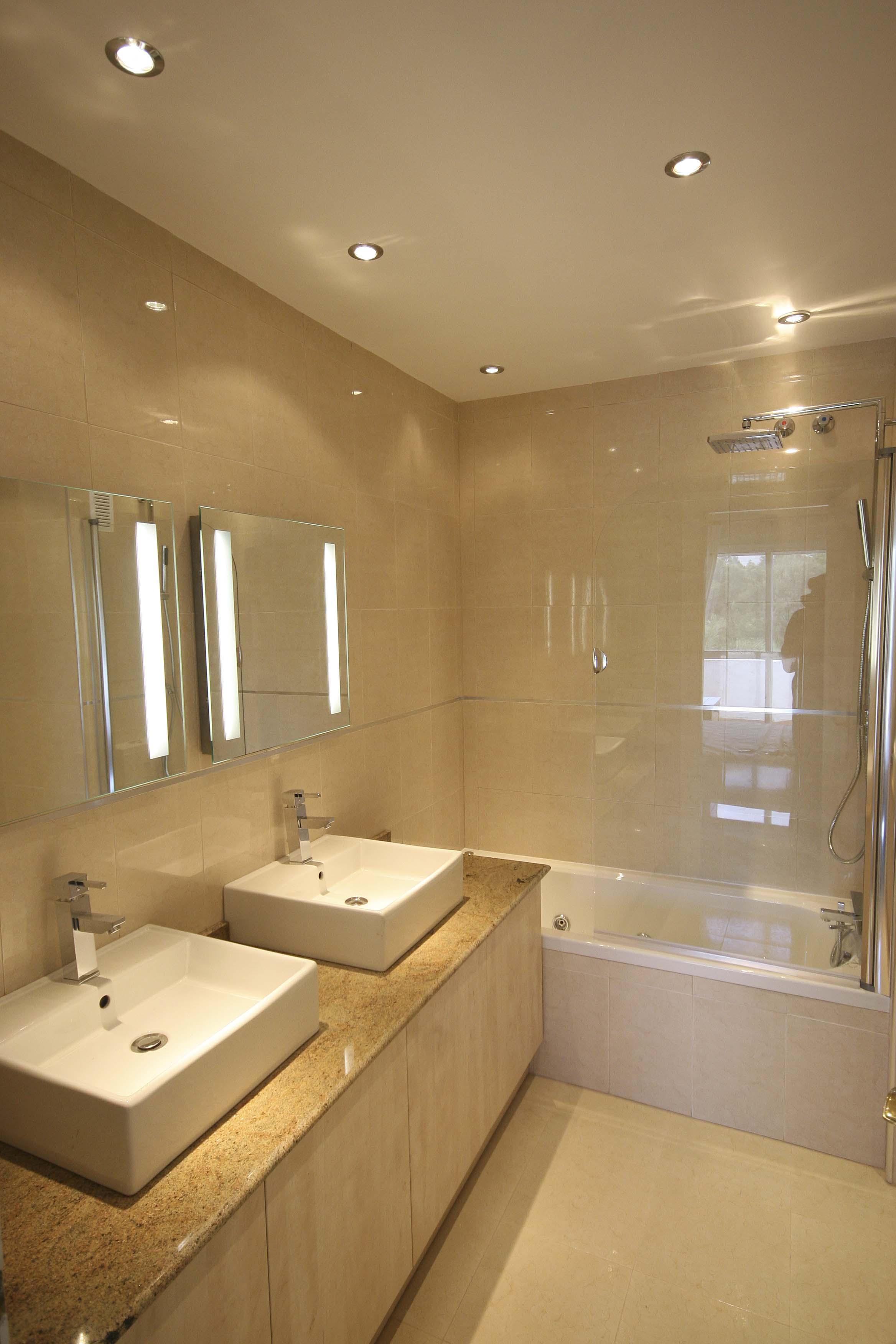 28 Amazing Granite Tiles For Bathroom Floor Ideas And