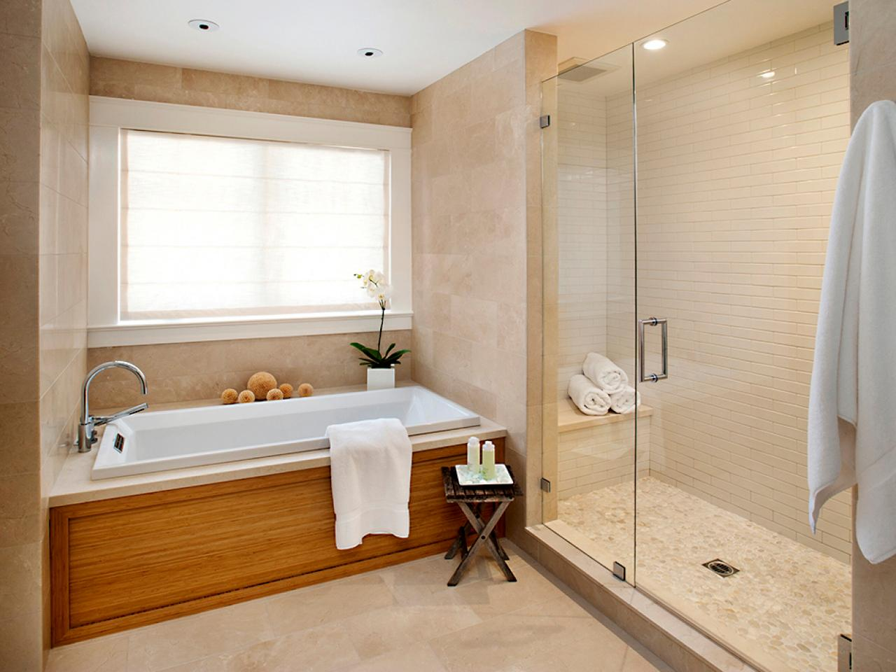 30 great pictures and ideas of neutral bathroom tile designs ideas 21 dailygadgetfo Images