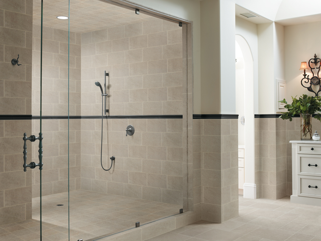 30 cool pictures and ideas of limestone bathroom tiles 20884
