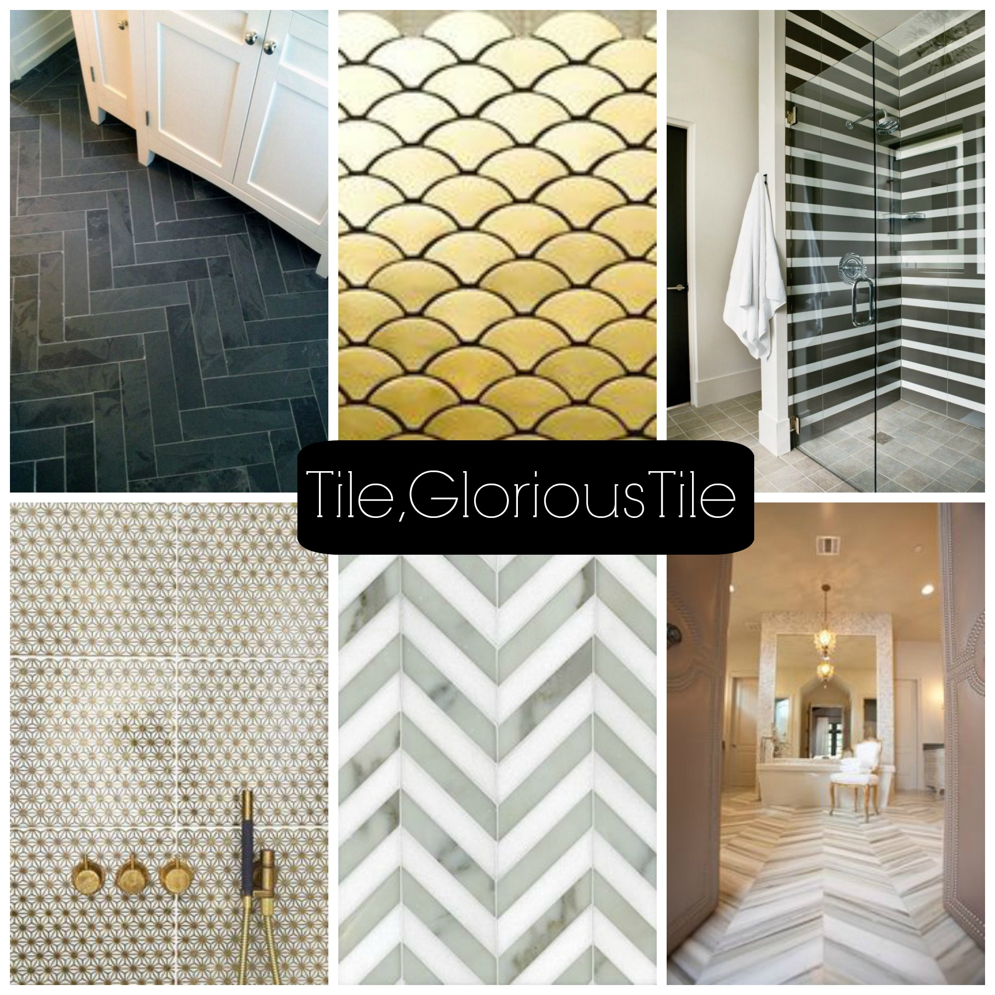 cool pictures and ideas of gold bathroom tiles