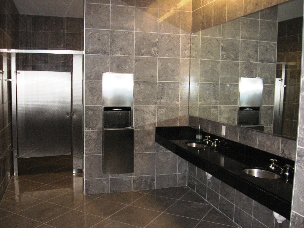 Cool Granite Bathroom Floor Tiles Ideas and Pictures