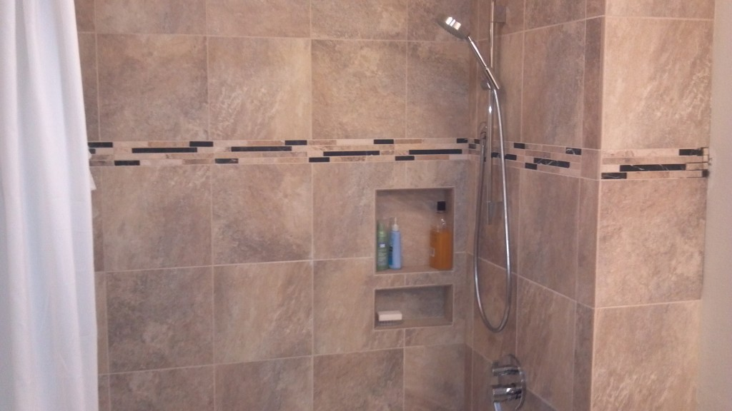 30 slate bathroom tile pictures - Home depot bathroom tile installation cost ...