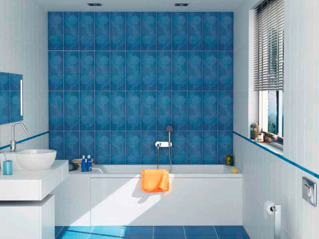 33 Unique Bathroom Tile Murals Ideas And Pictures 2019