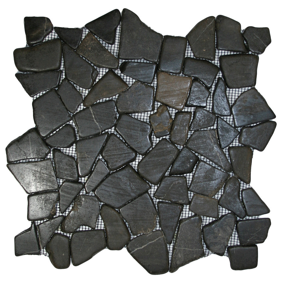 Glazed-Grey-Marble-Mosaic-Tile