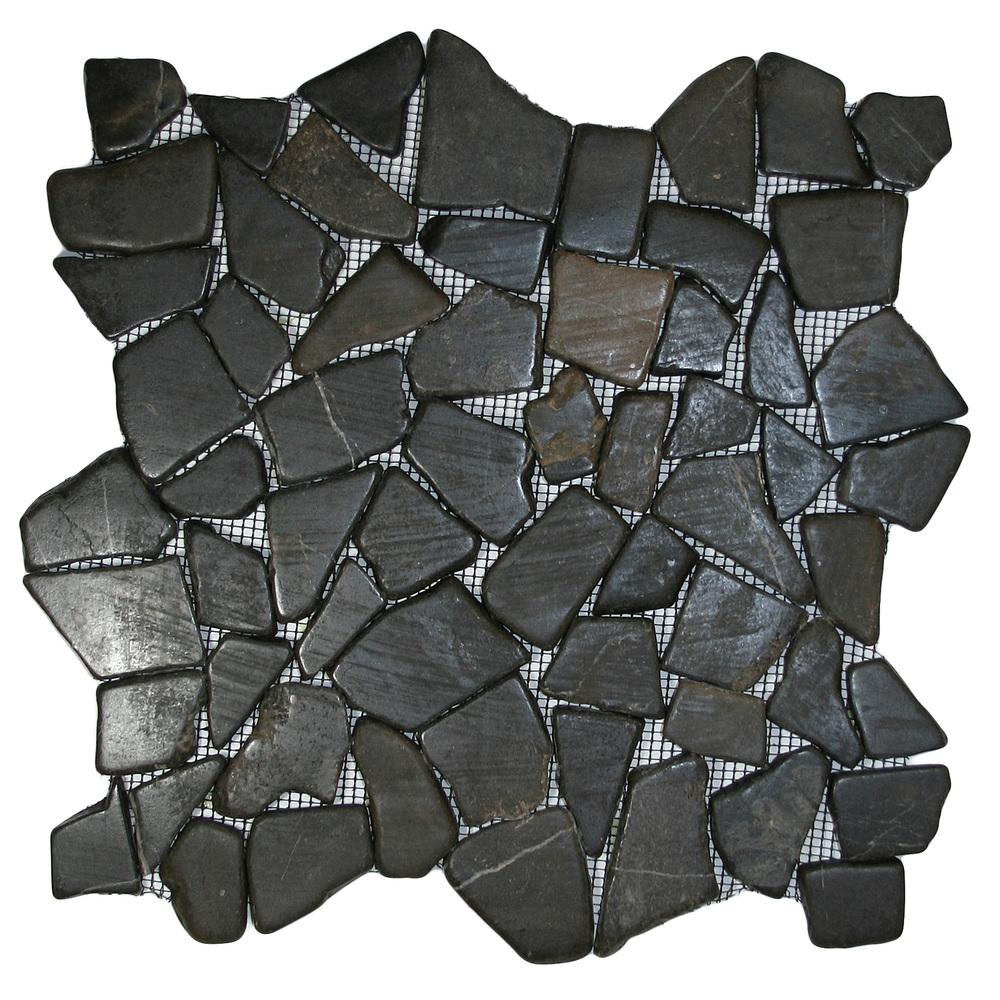 Glazed-Grey-Marble-Mosaic-Tile
