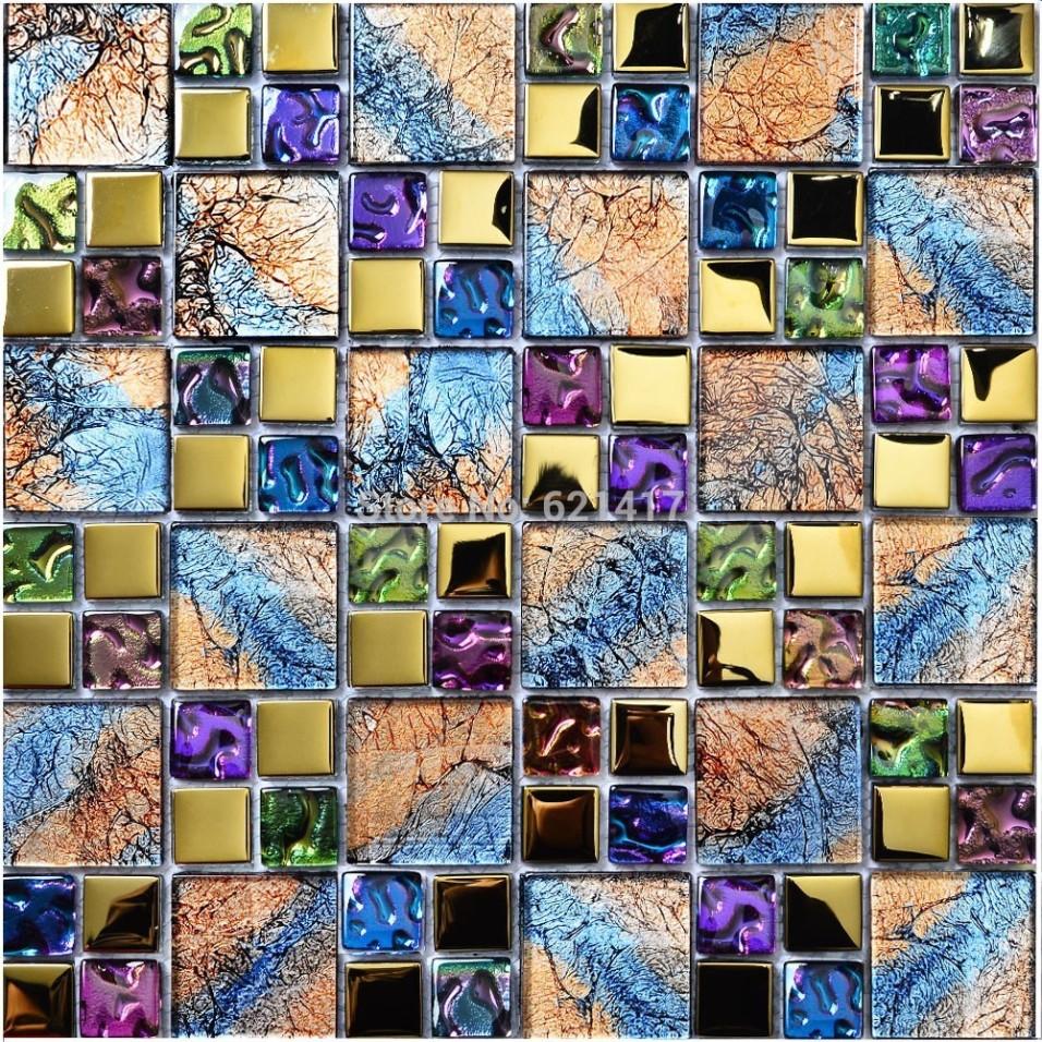 Iridescent-seven-color-symphony-gold-electroplate-crystal-glass-mosaic-tiles-for-kitchen-backsplash-decoration-bathroom
