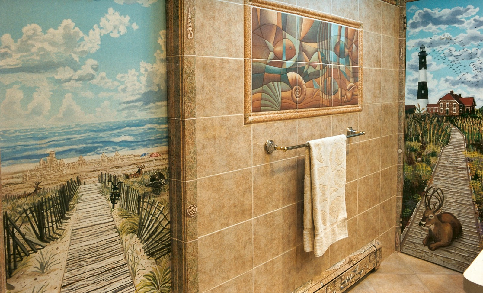 Stunning-Theme-Bathroom-Murals