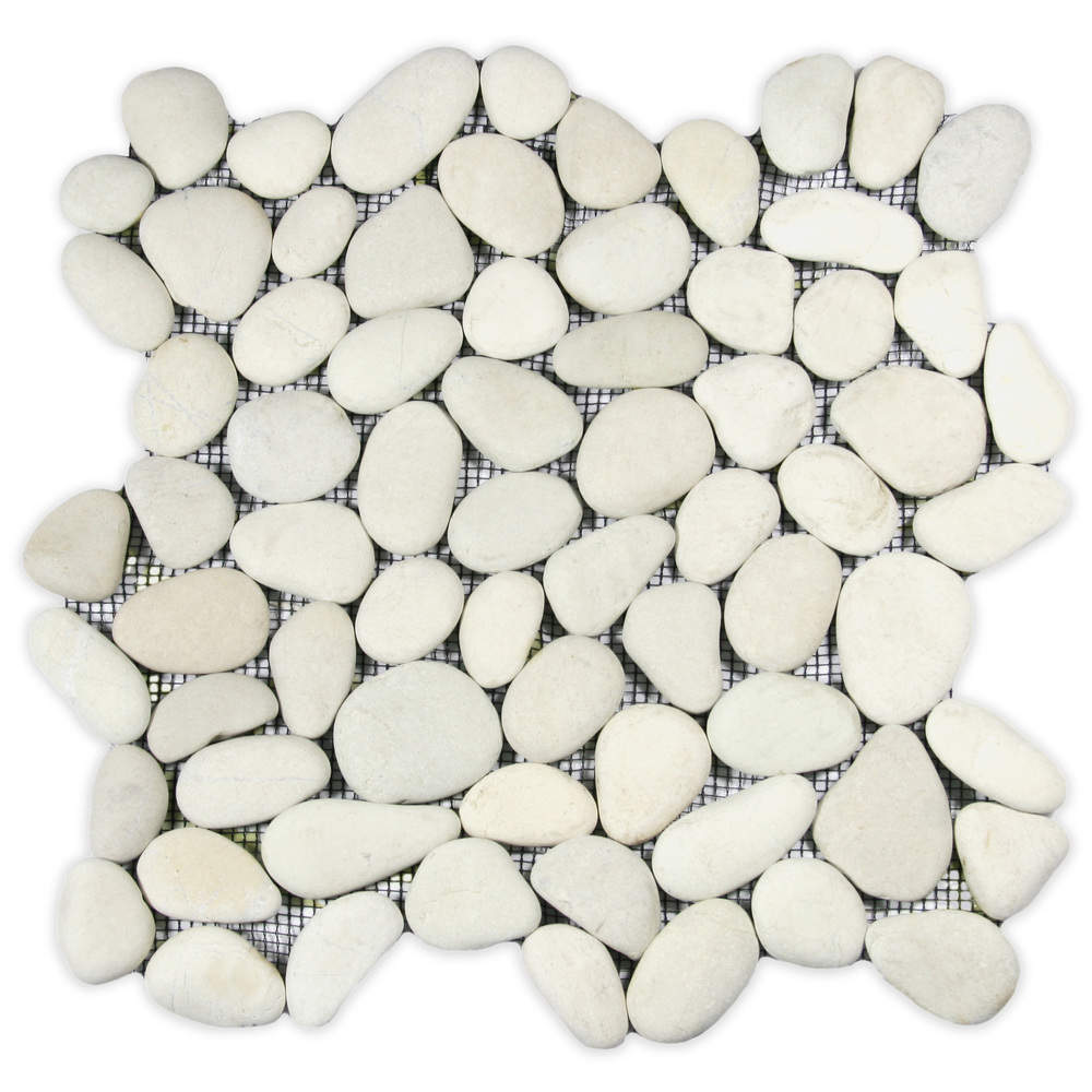 White-Pebble-Tile