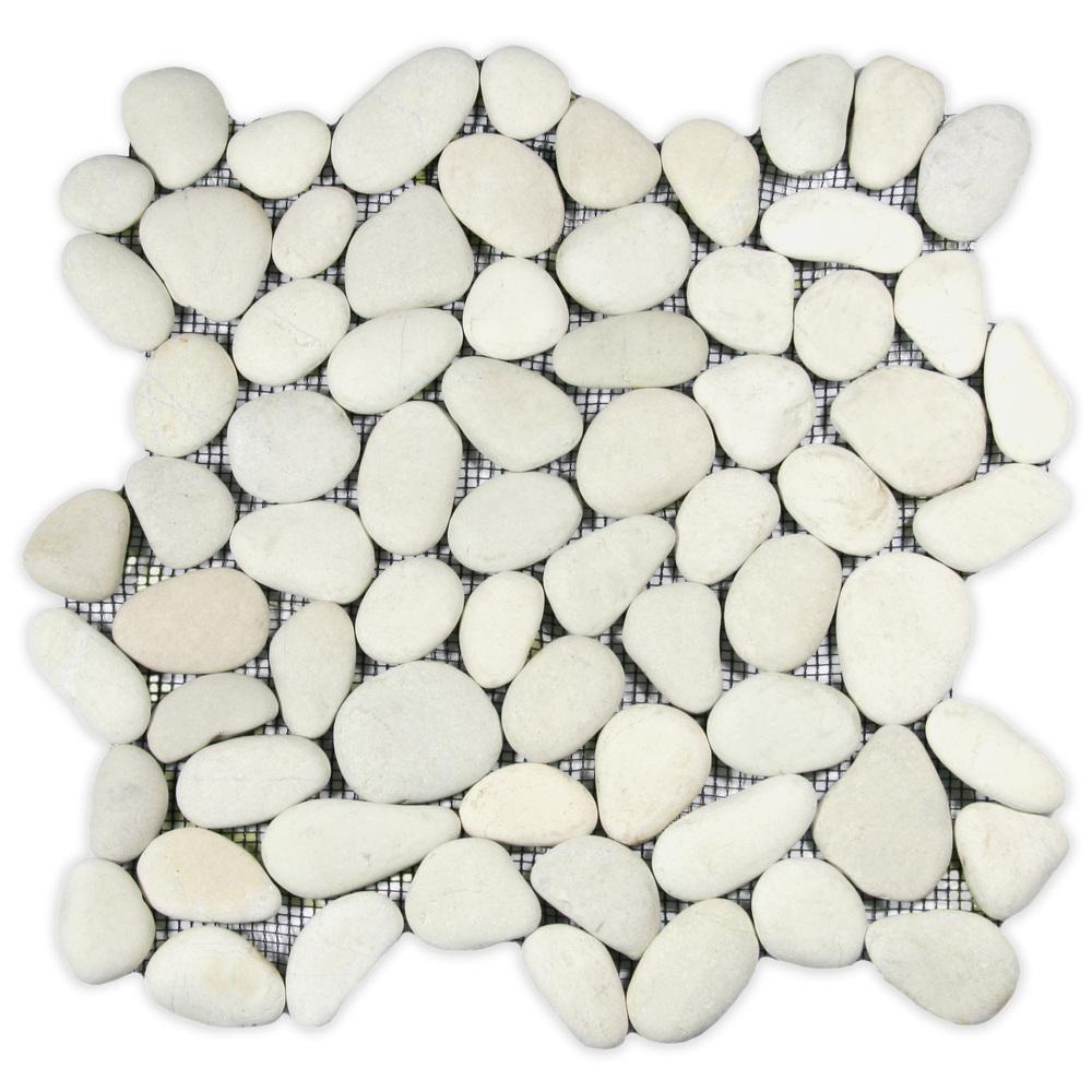 White-Pebble-Tile