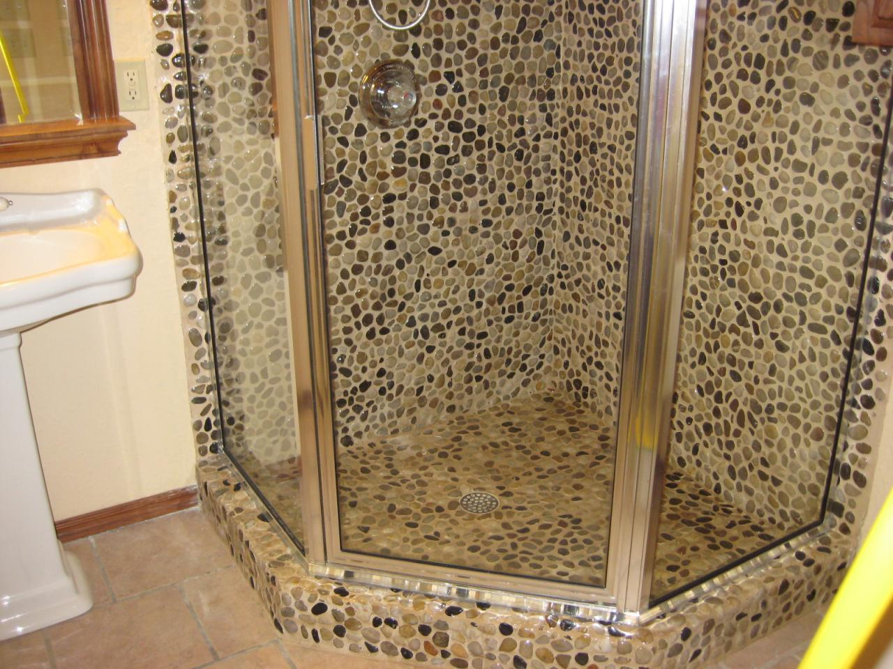 pebble flooring bathroom 28 model bathroom wall and floor tiles ideas eyagci 13933