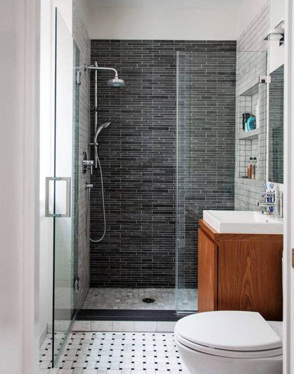 26 amazing pictures of traditional bathroom tile design ...
