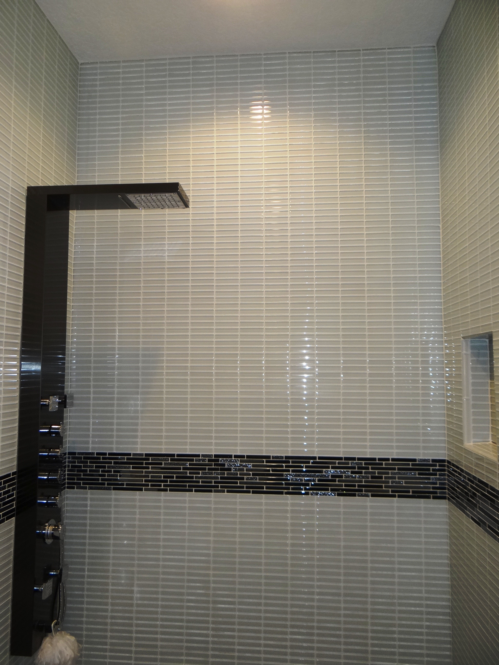 Bathroom Tile Ideas For Shower Walls 30 cool pictures and ideas pebble shower floor tile