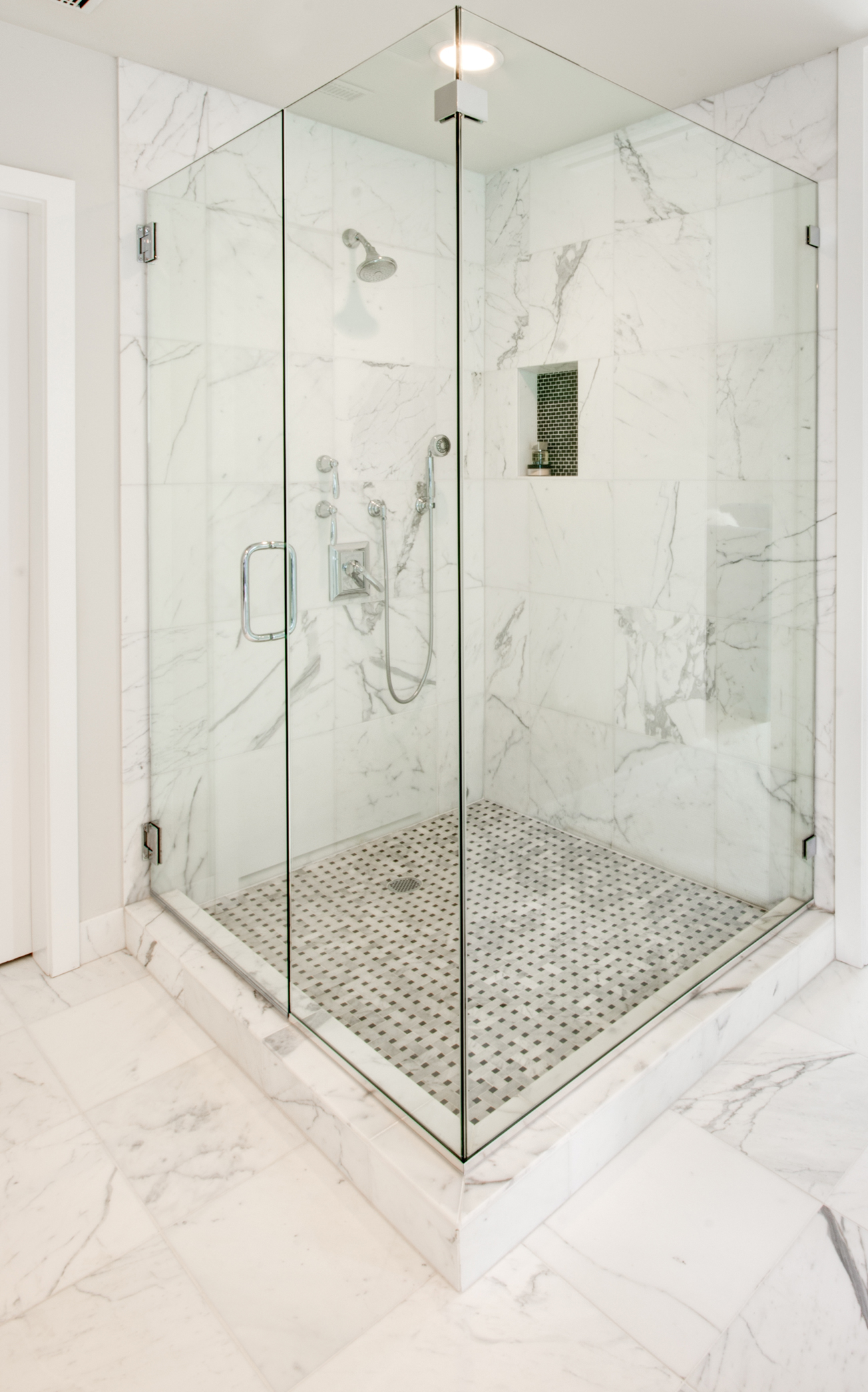 glass-shower-cabin-vinyl-clay-tiled-coverings-a-mosaic-pebble-patterns-blue-shops-installing-latest-wall-glazed-a-leave-lasting-impressions-for-bathroom-floor-tile-ideas