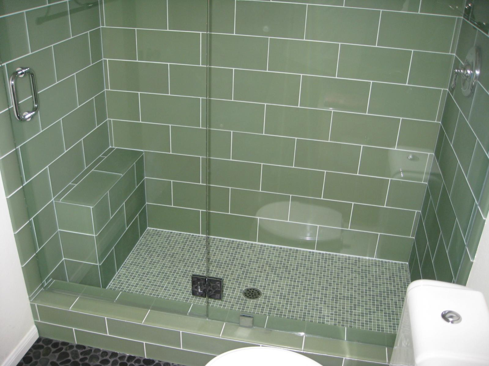 26 pictures and ideas of pebble bath tiles 18460