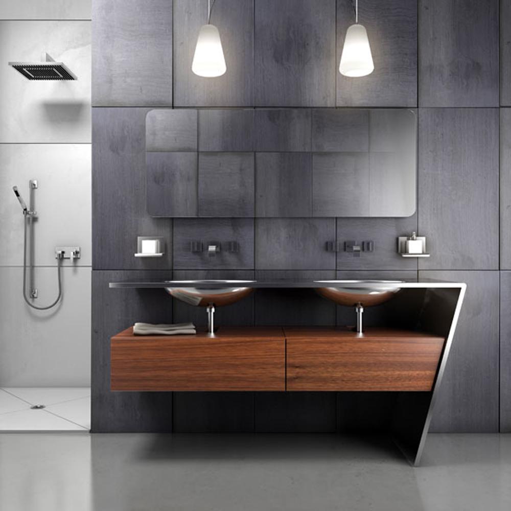 Unique bathroom vanity -  Italian Bathrooms 11 Modern Bathroom Vanity Designs 1000
