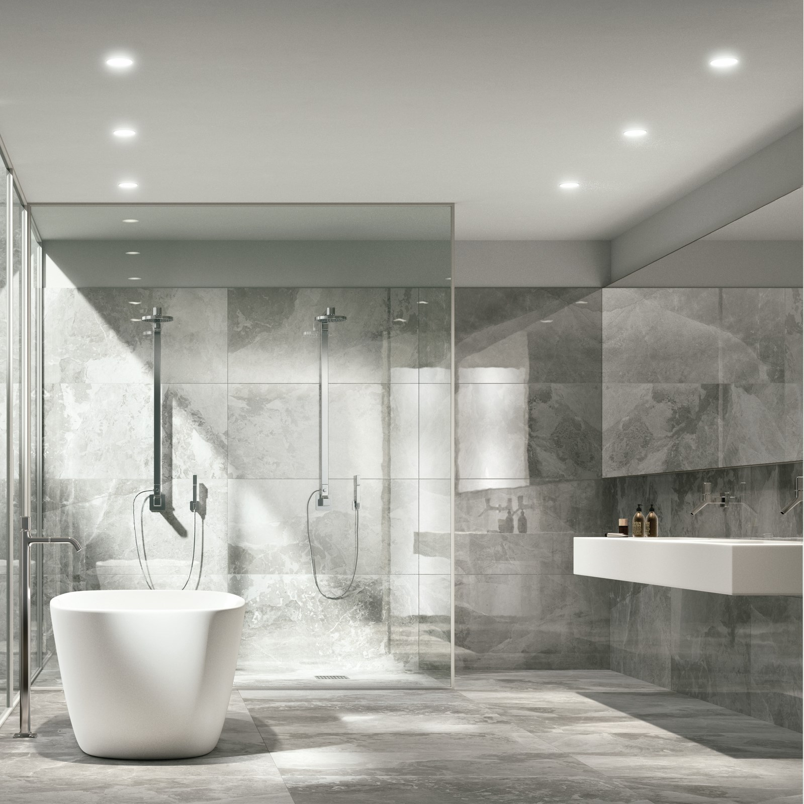 25 Amazing Italian Bathroom Tile Designs Ideas And