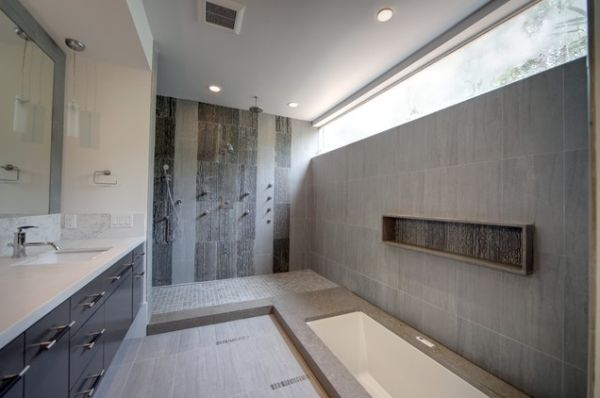 modern-sunken-bathtub