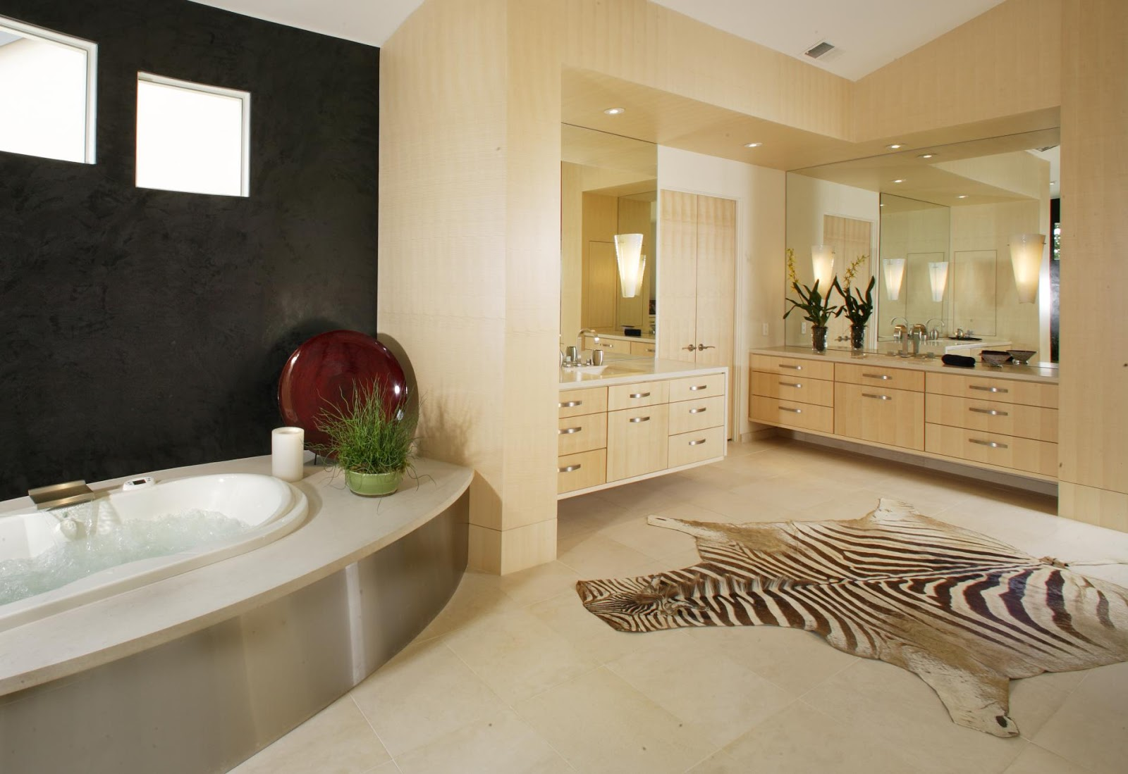 Modern house bathroom design modern house for House bathroom ideas