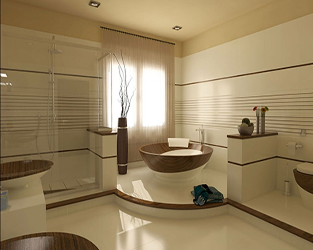 Latest Bathroom Tiles 2014 30 beautiful pictures and ideas custom bathroom tile photos