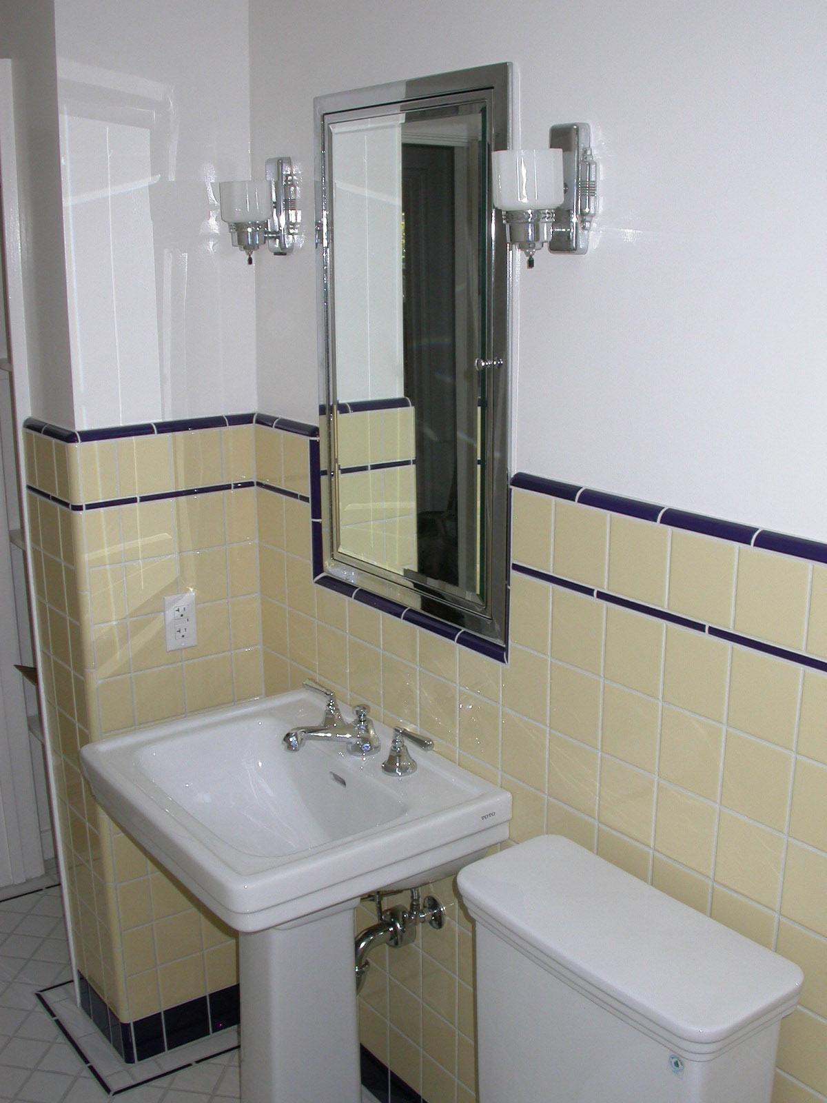 30 magnificent pictures and ideas art deco bathroom floor