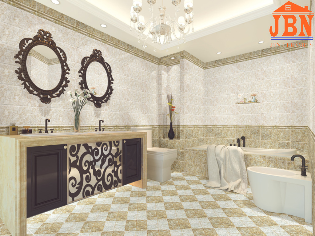 Bathroom Wall Tile Decorative Ceramic Tile Glazed BW2  ...