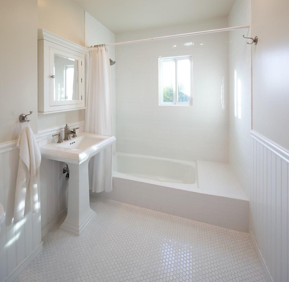 Classic Bathroom Tile Ideas