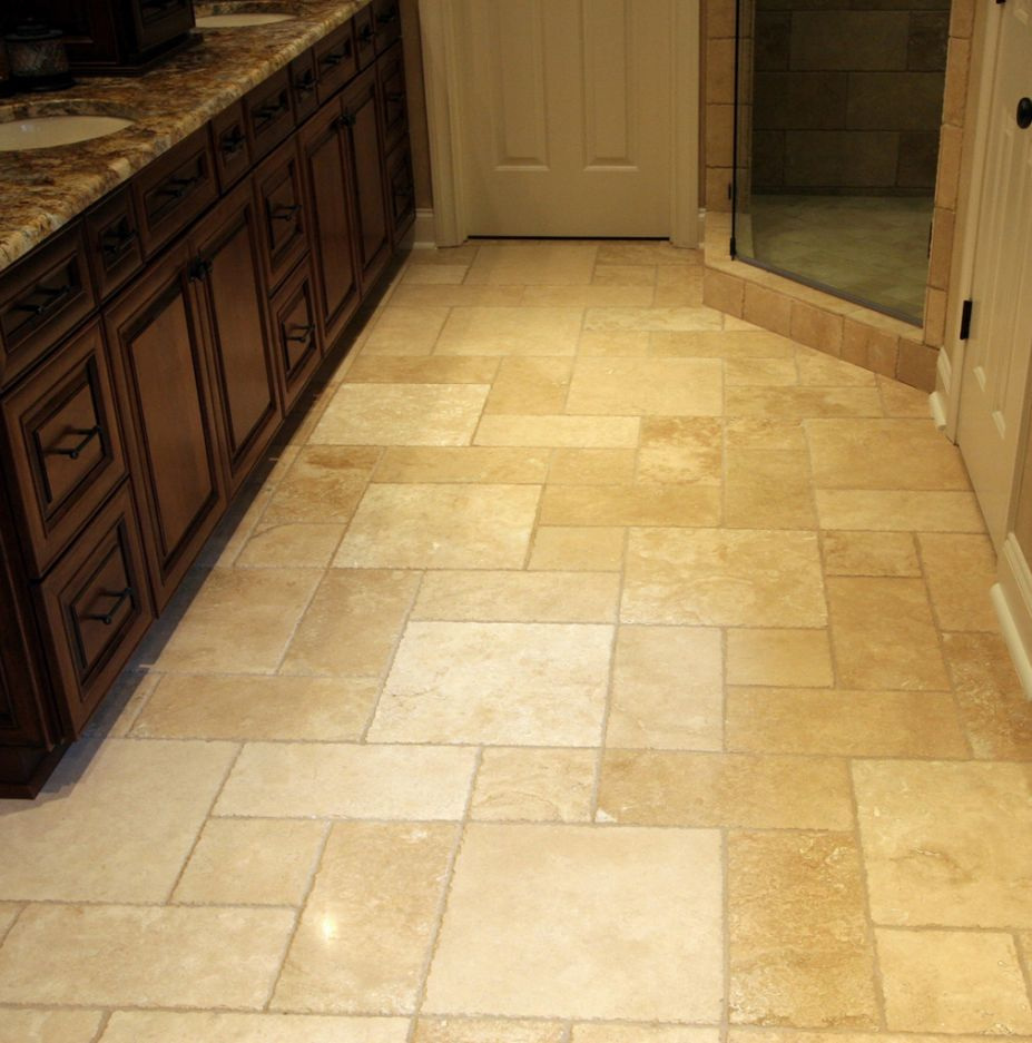 Bathroom Floor Ceramic Tile Design Ideas ~ Available ideas and pictures of cork bathroom flooring