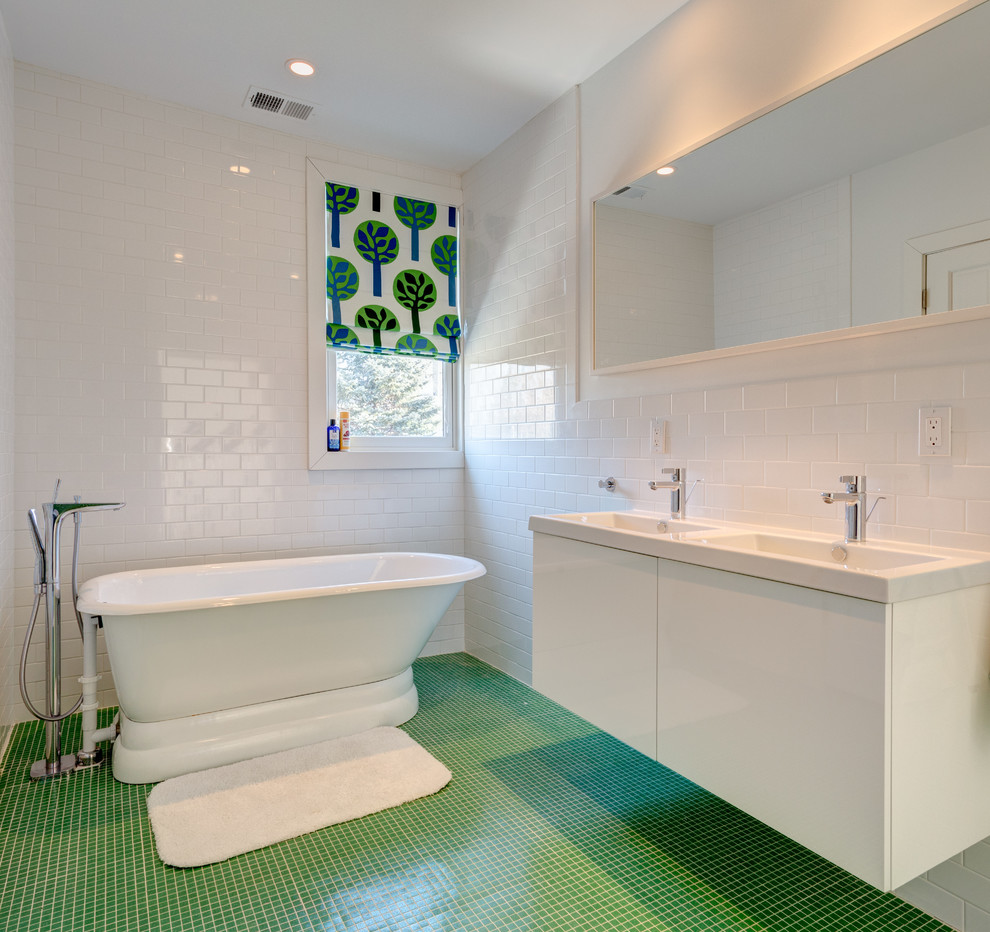 30 amazing pictures and ideas classic bathroom tile ...