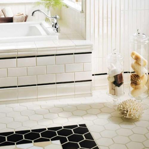 Interior-Incredible-Ceramic-Floor-Tile-Pattern-Ideas-Hexagonal--500x500