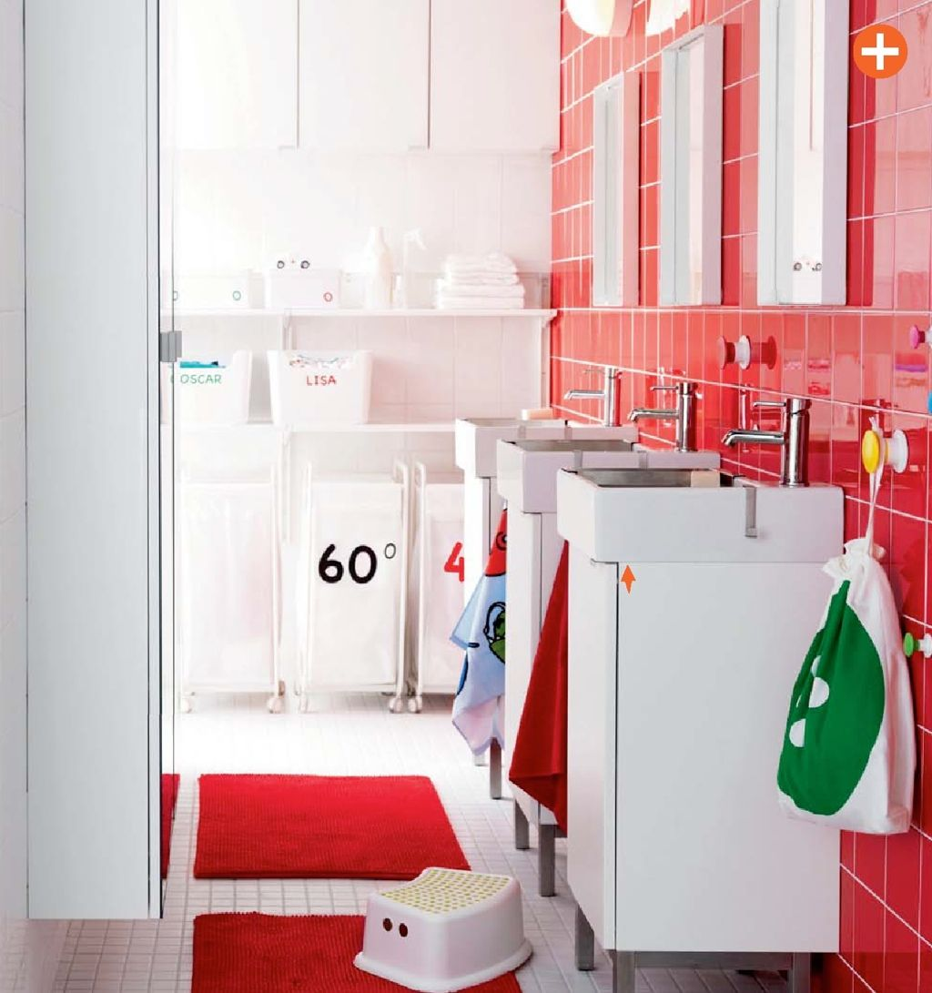 Red-Ikea-Bathroom