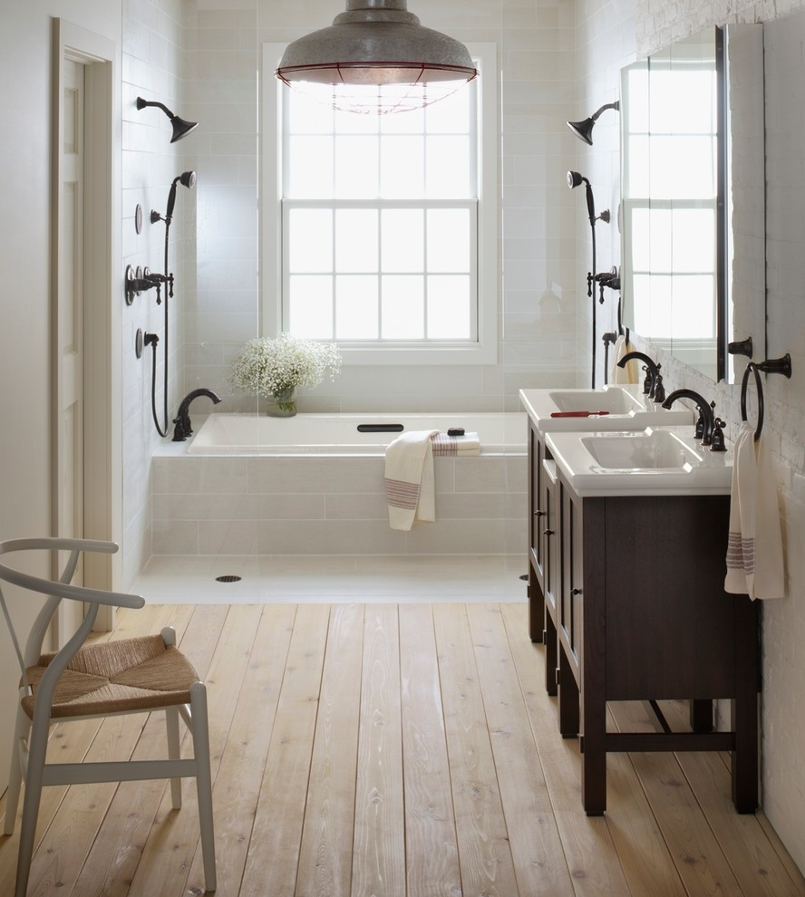 Startling-Dual-Shower-Head-decorating-ideas-for-Bathroom-Farmhouse-design-ideas-with-Startling-Kohler-Weinstein-