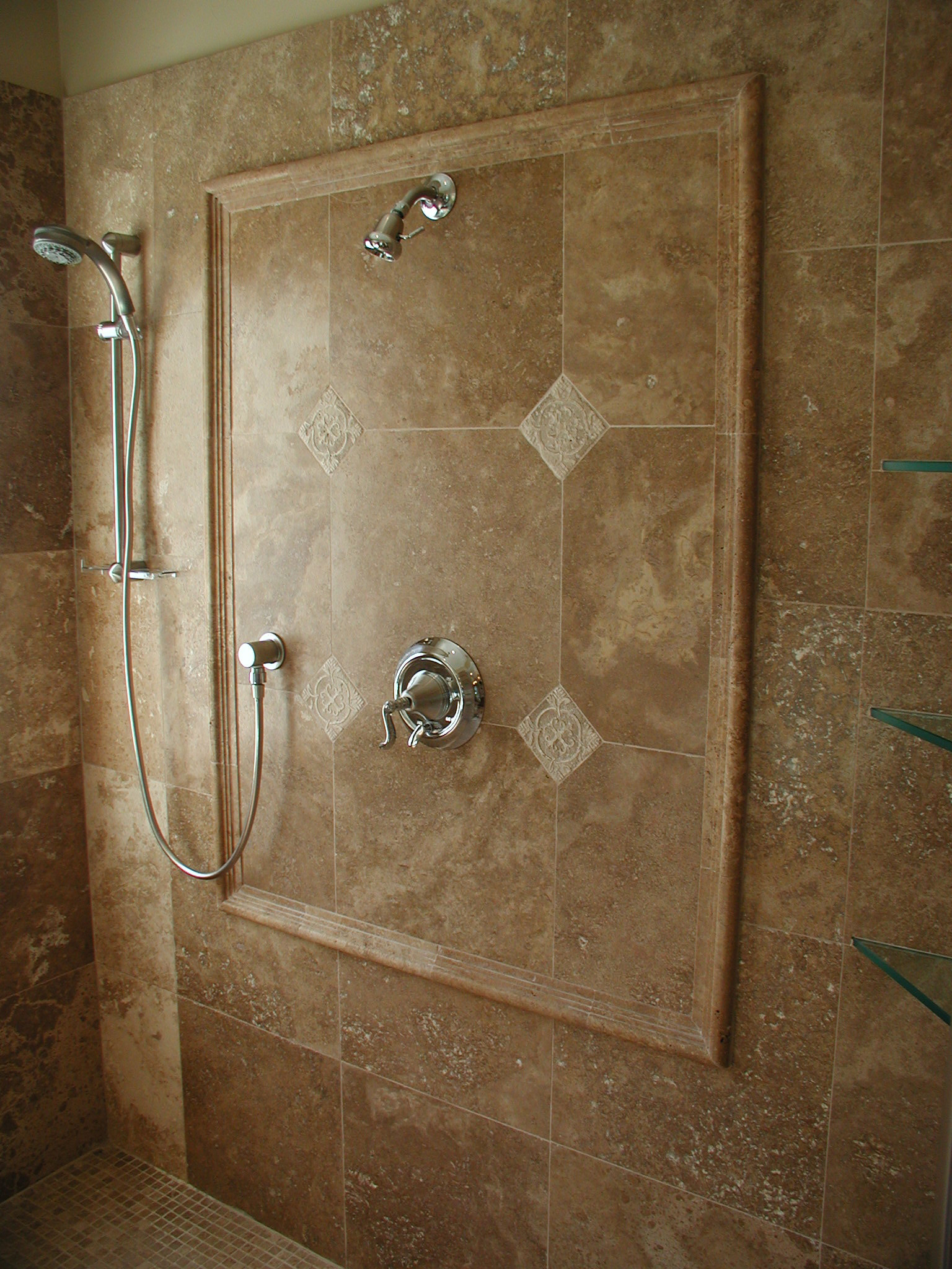 How To Grout A Shower Wall