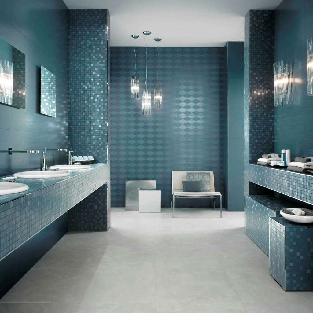 White-Ceramic-Floor-Tiles-with-Glitter-Green-Mosaic-Wall-Tiles-for-Elegant-Bathroom-Decorating-Ideas