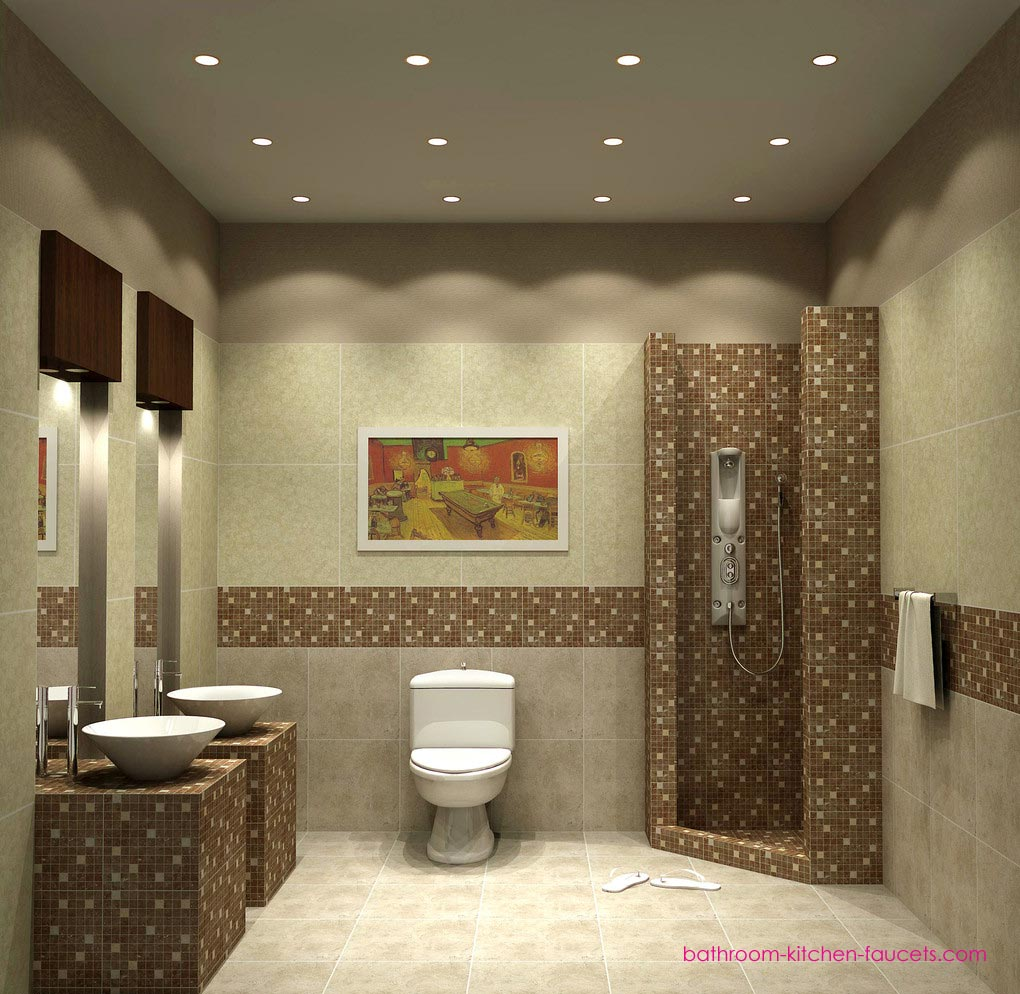 amazing-picture-bathroom-tile-design-ideas-with-the-most-modern-design-and-elegant-2015