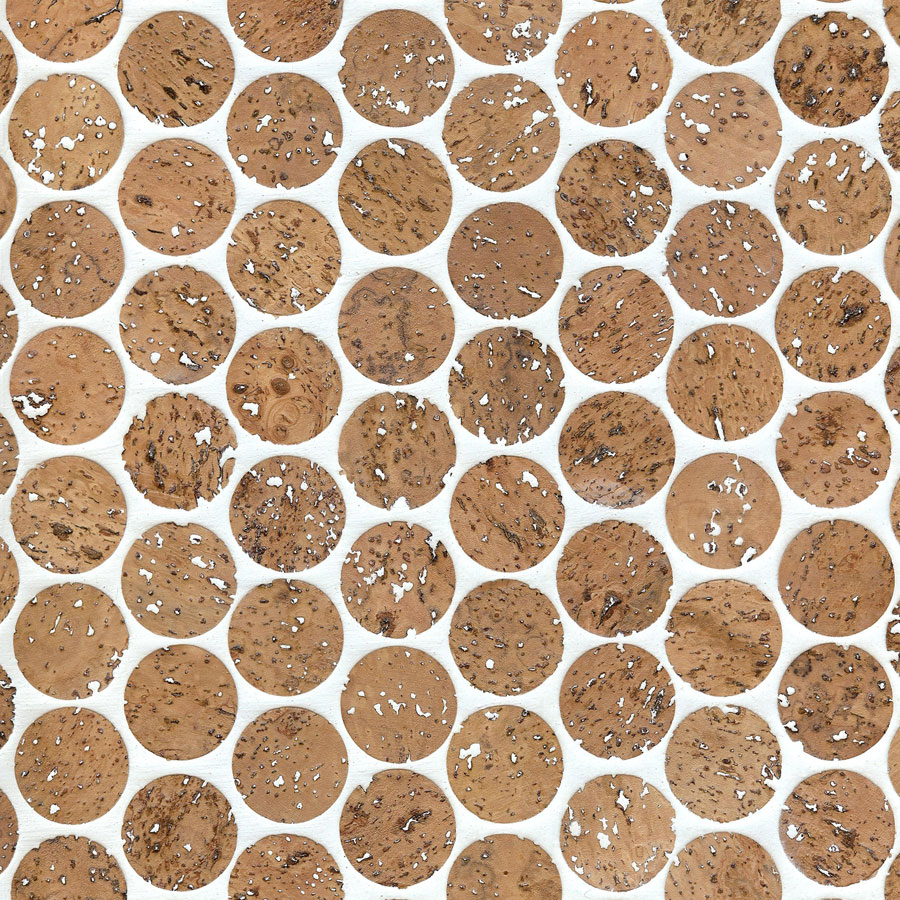 antique-cork-mosaic-floor-tile-round-cork-mosaic-ideas-cork-mosaic-floor-tile
