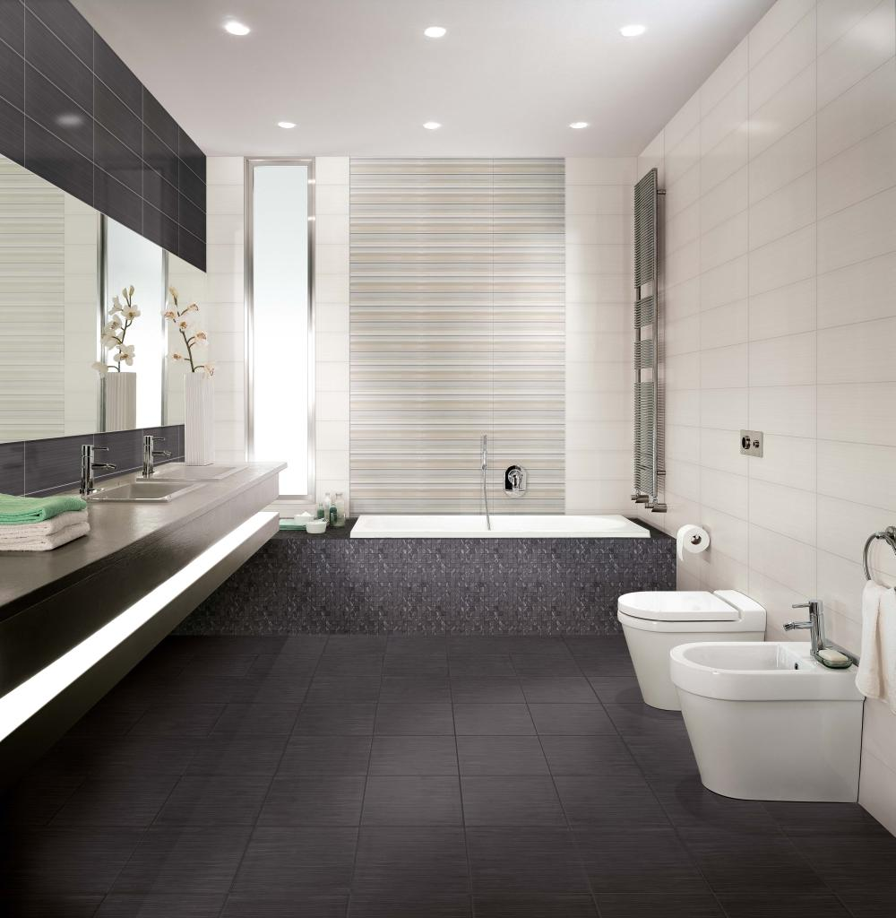 modern bathroom grey tile 30 cool ideas and pictures custom bathroom tile designs 19563