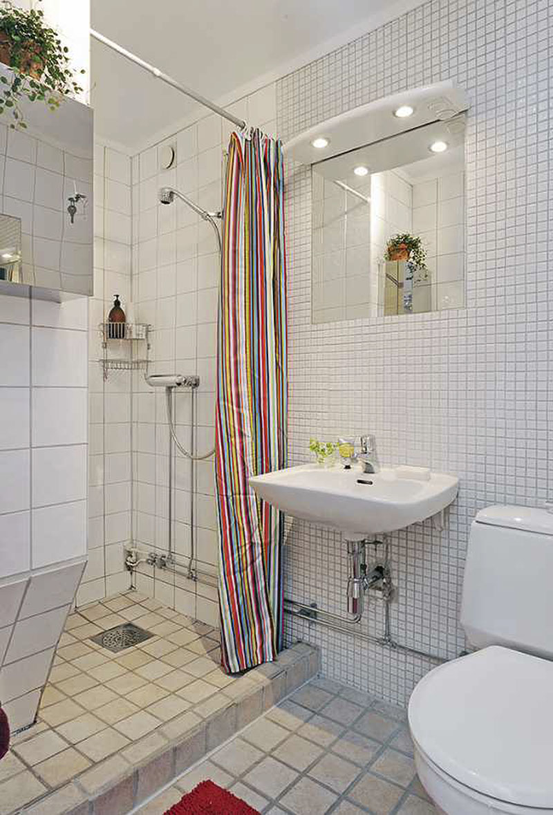 bathroom-attractive-white-art-deco-bathroom-decor-idea-also-colorful-shower-curtain-white-wall-also-cream-floor-tile-cool-art-deco-bathroom-decor-ideas