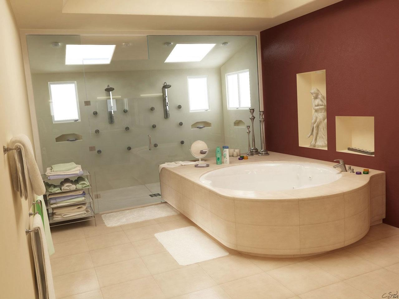 Cool Bathroom Decor cool bathroom ideas. lighting beautiful bathroom light fixtures